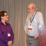 ONUG speakers Jennifer Rexford and Scott Bradner talk software-defined networking