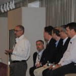 ONUG Board member, Jim Younan, presents his use cases as a part of the ONUG Open Networking Industry Requirements panel