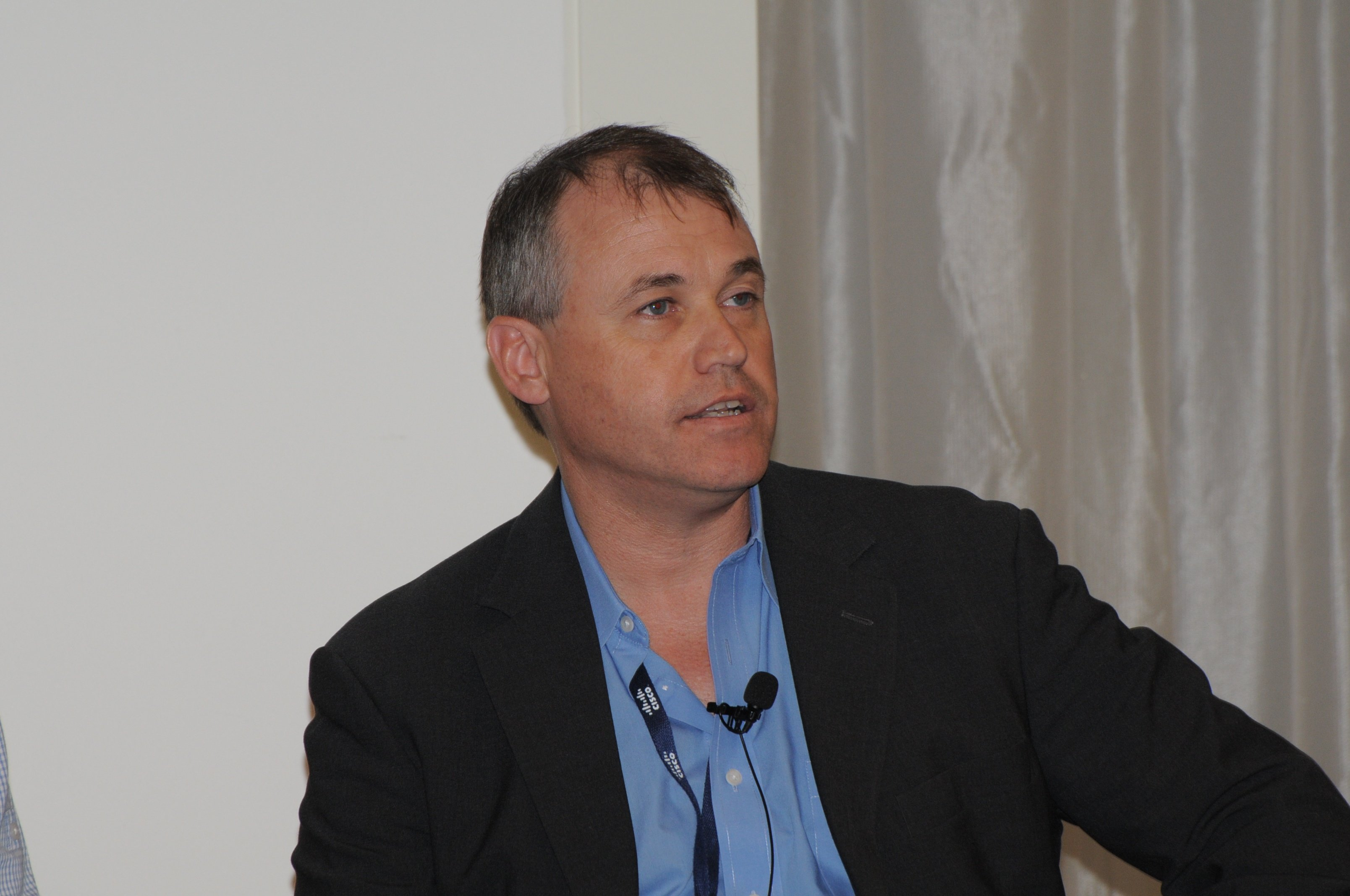 Kevin Clarke, Verizon Terremark, presents as a part of the SDN Opportunities and Challenges in Content Providers, Public Cloud Operators, and Telcos panel