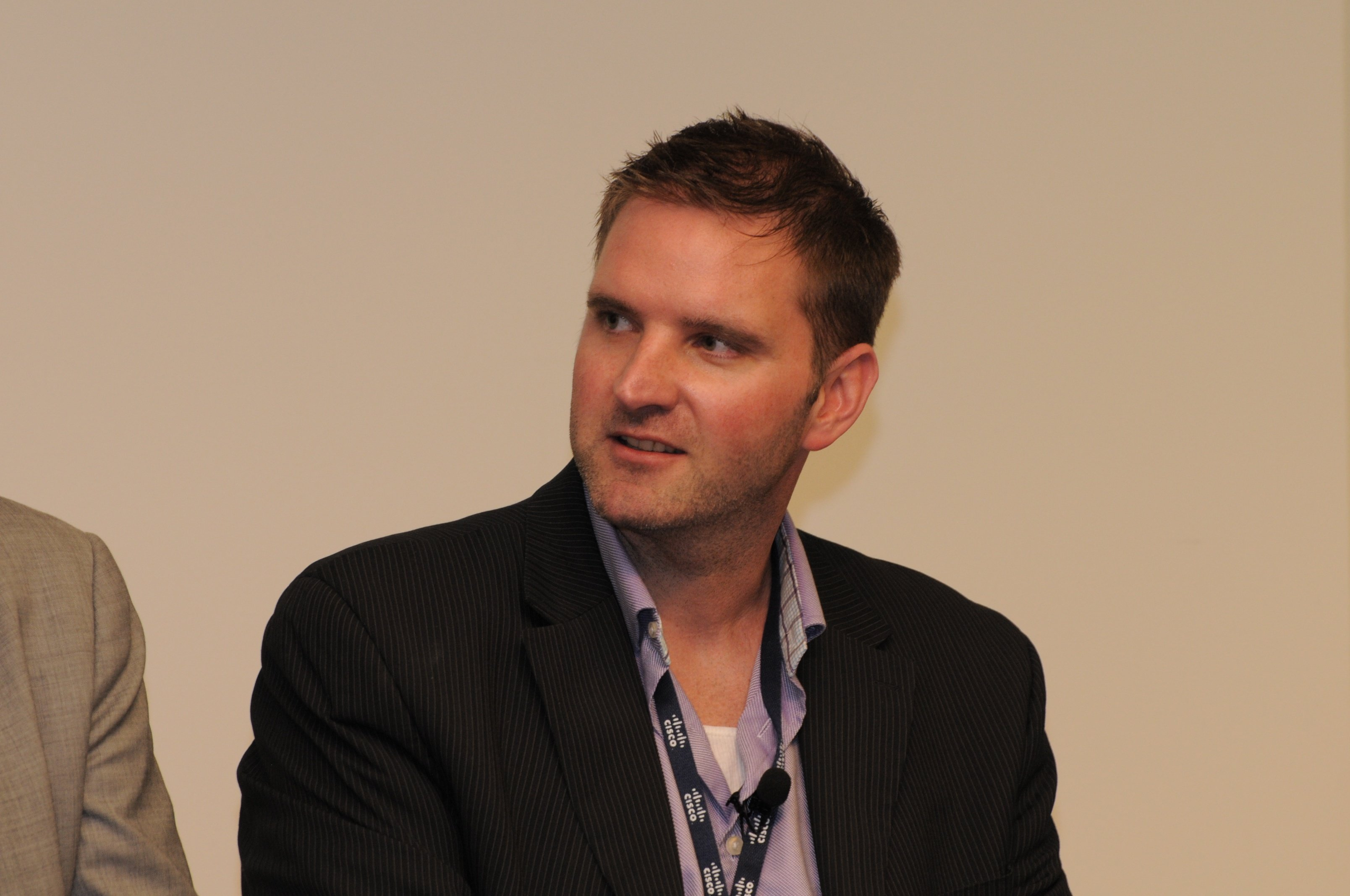 SDN in University Environments panelist Brent Salisbury, University of Kentucky