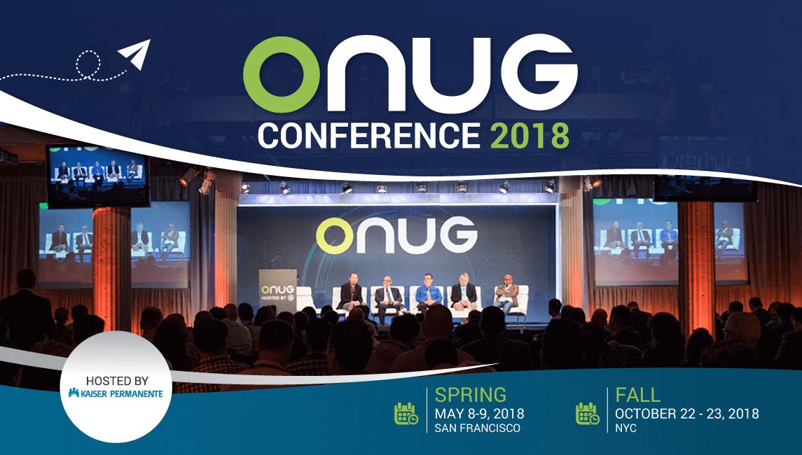 ONUG Conference 2018
